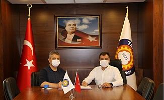Tarsus Ticaret Odası Üyeleri için 'Maske' Protokolü İmzaladı