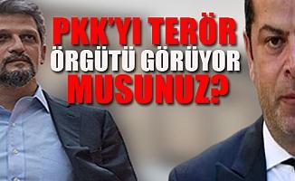 Ahmet Hakan'ın Tahir Elçi'ye Sorduğu Soruyu Cüneyt Özdemir Garo Paylan'a Sordu