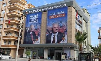 AK Parti Mersin İl Binasının Kirasını İŞKUR mu Ödüyor ?