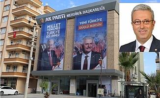 AK Partinin Yeni İl Binası Tartışmasında CHP'li Alpay Antmen Cevap Verdi