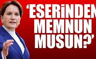 Akşener'den Erdoğan'a Göndermeli Soru