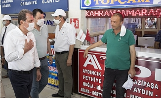 Başkan Seçer, Hafta Mesaisine Silifke'den Başladı.