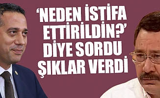 CHP'li Başarır, Melih Gökçek'e Öyle Sorular Sordu ki...