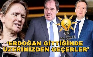 """Demirören Ailesi'nde AK Parti Tartışması: """"Devran Dönerse Bizi Yok Ederler"""""""
