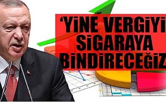 Erdoğan,'Tütüne Hayır Günü'nde Konuştu: Nargile ve Eğlence Mekanları...