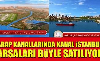 Kanal İstanbul Meğer 2015 Yılından İtibaren Arablara Pazarlanıyormuş