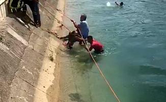 Tarsus'da Kanala Düşen 6 Yaşındaki Deniz'in Durumu Ağır