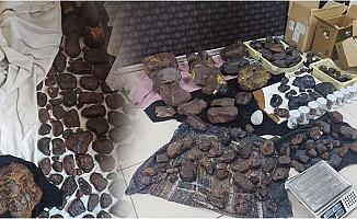 Mersin'de 11 Milyon TL Değerinde Balina Kusmuğu Ele Geçirildi