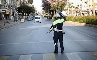 Mersin'de Haftasonu Sokağa Çıkma Yasağındaki Kısıtlama Saatleri Belli Oldu