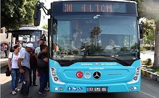 Mersin'de LYS ve YKS Sınavlarında Toplu Taşıma Öğrenci ve Velilere Ücretsiz