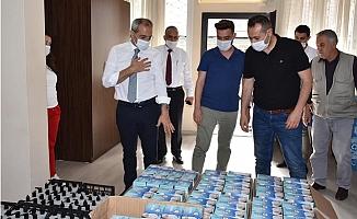 Tarsus Belediyesi Normalleşme Sürecinde Odalara Desteğini Sürdürüyor