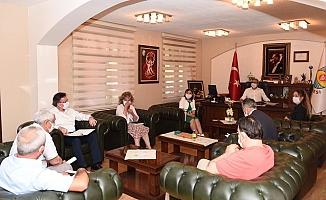 Tarsus'da 179 Mahallenin Sorunlarının Çözümü İçin Planlama Yapıldı