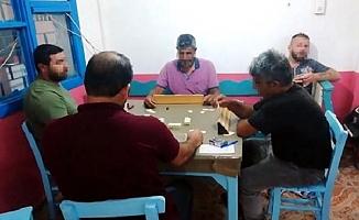 Tarsus'ta Kumar Oynayan 7 Kişiye Para Cezası