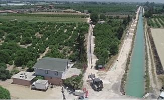Taşucu'nun Kanalizasyon Sorunu Çözüme Kavuşuyor.