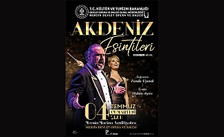 Türk Pavarotti Mersin´de