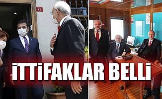 Türkiye Siyasetinde Gelecek Günlerin Şifresini Veren İki Kare