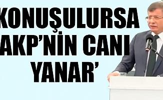 Ahmet Davutoğlu'ndan 'Yolsuzluk' Vurgusu...