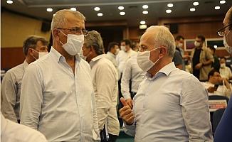 """Başkan Gültak: """"Mersin'in Geleceğini İpotek Altına Aldırmayız"""""""