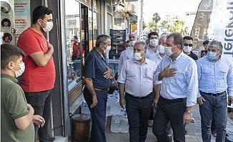 Başkan Seçer, Kurdali Mahallesinde Vatandaşlar İle Buluştu.