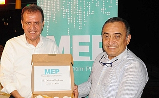Başkan Seçer, MEP Bileşenleri İle Biraraya Geldi.