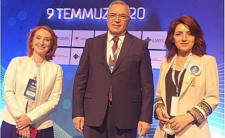 Başkanvekili Gülcan Kış, İl Bank Genel Kuruluna Katıldı.