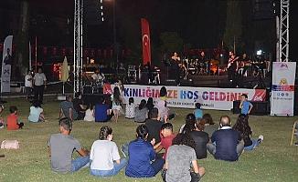 Büyükşehir'den Sandalyeni Kap-Gel Konserleri