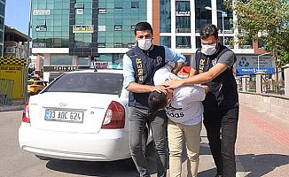 Cumhurbaşkanı'nın Damadına Hakaretten Mersin'de Gözaltına Alındı.