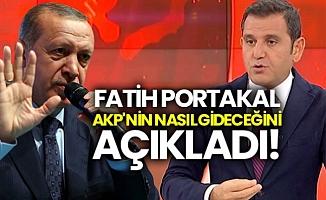 AKP'nin Nasıl Gideceğini Açıkladı!