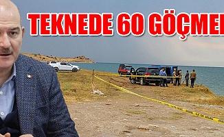 İçişleri Bakanı Soylu: Van Gölü'nde Teknenin Batmasına İlişkin 11 Kişi Gözaltında