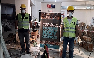 Mahir Eller Projesi İle Mersin'de İstihdama Destek