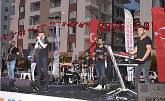 Mersin Büyükşehir Konserleri Kentin Dört Bir Köşesinde