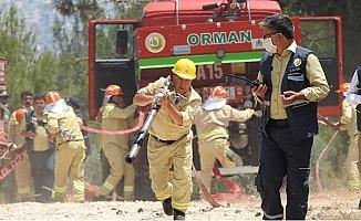 Mersin'de Ormancılar, Yangınlara Karşı Her An Tetikte