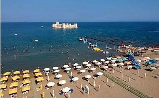 Mersin'de Turiste Geçtiğimiz Yılın Fiyatları ile Hizmet