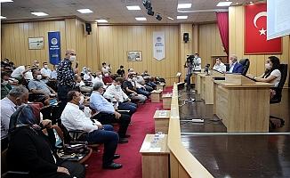 """Önemli Olan Sayısal Üstünlük Değil, Akdeniz'e ve Halkımıza Hizmettir"""""""
