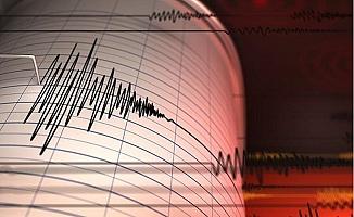 Tarsus'da Merkez Üssü Çöplü Olan 3.3 Büyüklüğünde Deprem Meydana Geldi