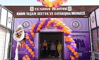Tarsus Kadın ve Gençlik Merkezi Hizmete Girdi.