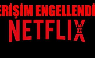 TBMM'de Netflix Yasağı Başladı