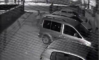 2 Kişinin Pompalı Tüfekle Vurulduğu Saldırının Görüntüleri Ortaya Çıktı