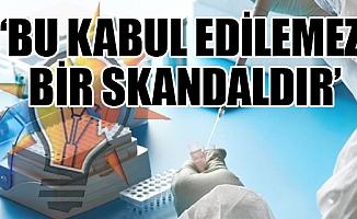 AKP'li Vekile '8 Test' Ayrıcalığı