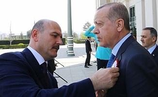 Anket: Erdoğan'a Güven Düştü, Soylu'ya Destek Arttı