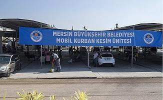 Büyükşehir Ekipleri, Bayram'da Vatandaşı Yalnız Bırakmadı.