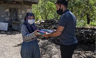 Gülnar Kırsalında Bir Kardelin'in Hikayesi