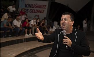 Mersin Büyükşehir, Sanatı Sahile Taşıyor