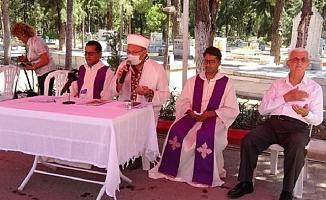 Müslüman ve Hristiyan Din Adamlarından 'Barış' Dileği