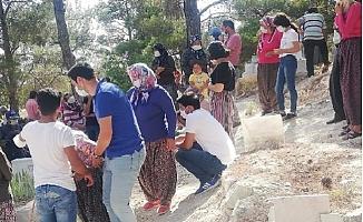 Şelalede Boğulan 2 Çocuk, Toprağa Verildi