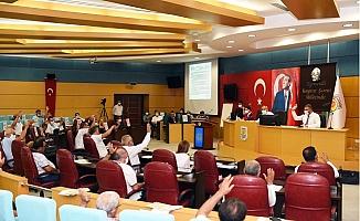 Tarsus Belediyesi Ağustos Ayı Olağan Meclis Toplantısı Yapıldı.