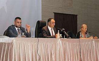 Toroslar'da Ağustos Ayı Meclis Toplantısı Yapıldı.