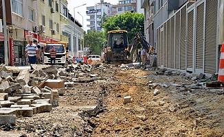 Yenişehir Belediyesi, Alanya Sokağı İçin Startı Verdi.
