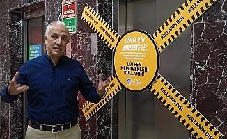 Akdeniz Belediyesinde Fark Yaratacak Hareketlilik Haftası Uygulaması