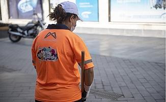 Büyükşehir'in Saha Personeline Tek Tip Kıyafet.